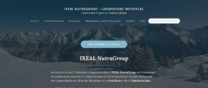 site ixeal wordpress