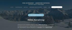 site ixeal wordpress