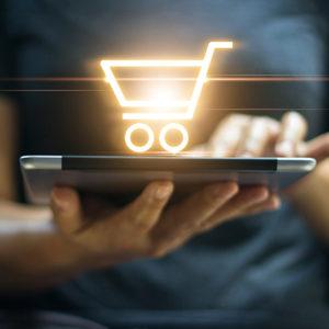 site Internet de commerce électronique