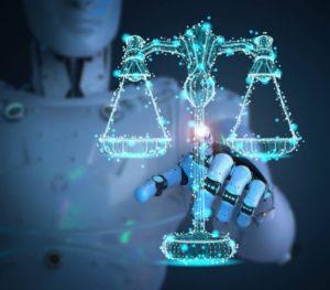 remplacement des avocats par des robots