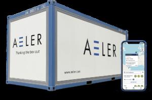 Aeler Technologies révolutionne le fret avec un container connecté